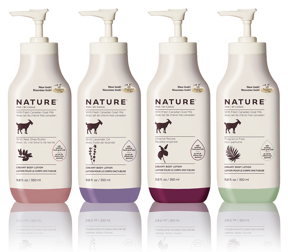 Lotion Nature groupe